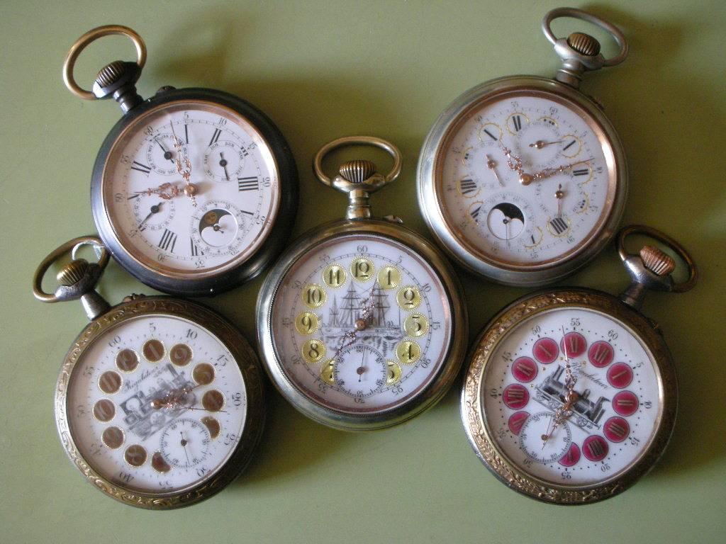 Top Les montres QW79