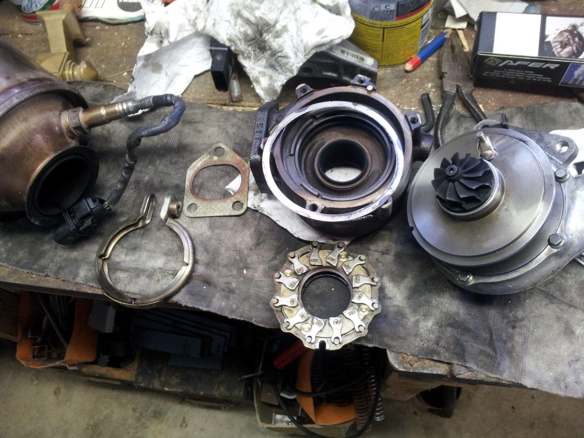 turbo bmw 320d e90 precio